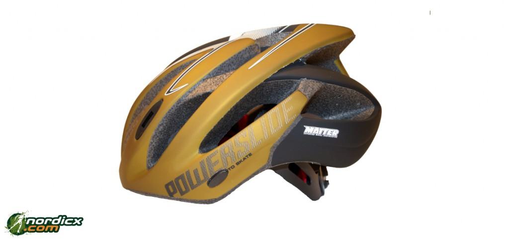 Helm zum Skiroller